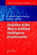 Evolution of the Web in Artificial Intelligence Environments