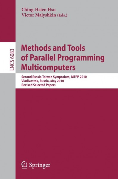 Methods and Tools of Parallel Programming Multicomputers