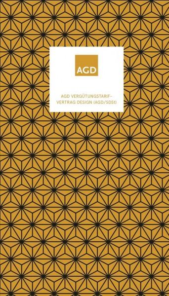 AGD Vergütungstarifvertrag Design AGD / SDSt