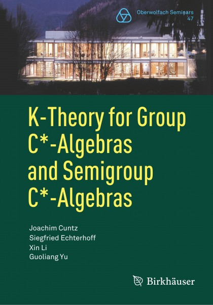 K-Theory for Group C*-Algebras and Semigroup C*-Algebras