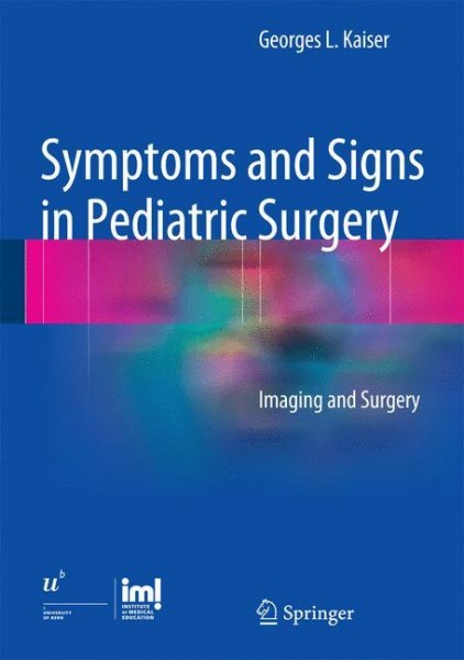 Symptoms and Signs in Pediatric Surgery