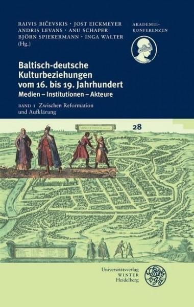 Zwischen Reformation und Aufklärung