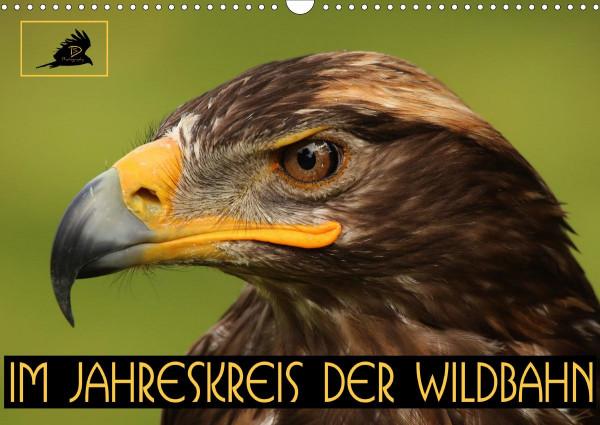 Im Jahreskreis der Wildbahn (Wandkalender 2020 DIN A3 quer)