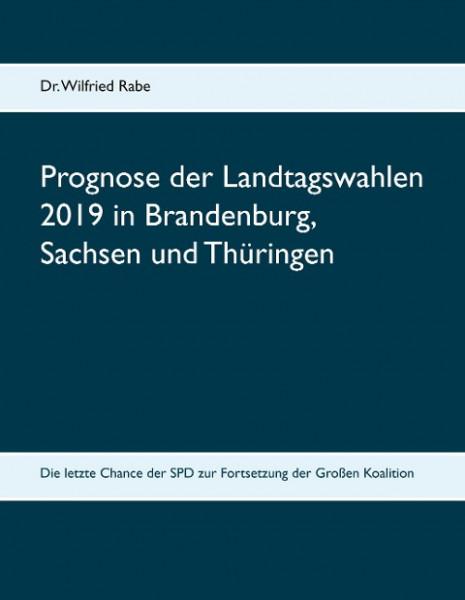 Prognose der Landtagswahlen 2019 in Brandenburg, Sachsen und Thüringen