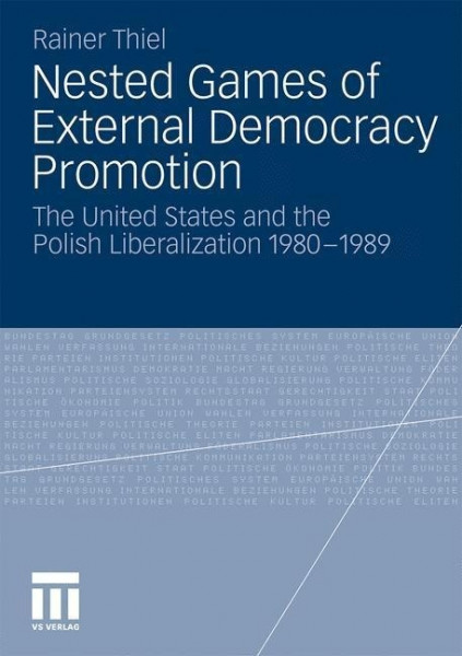 Nested Games of External Democracy Promotion