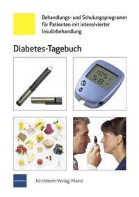 Diabetes-Tagebuch für Typ-1-Diabetiker/ 5 Exemplare