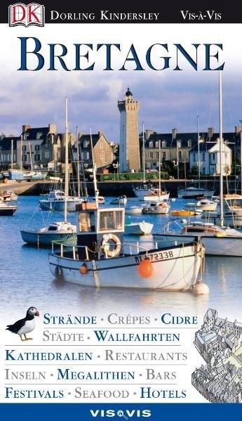 Vis a Vis Reiseführer Bretagne