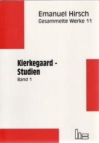 Gesammelte Werke / Kierkegaard-Studien, Band 1 + 2