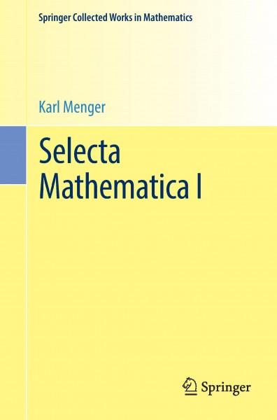 Selecta Mathematica I