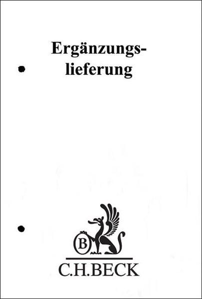 Deutsche Gesetze 163. Ergänzungslieferung: Rechtsstand: 15. Januar 2016