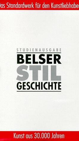 Belser Stilgeschichte