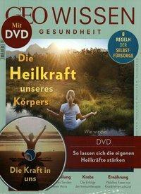GEO Wissen Gesundheit mit DVD 10/19 - Die Heilkraft unseres Körpers