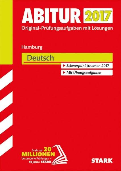 Abiturprüfung Hamburg - Deutsch
