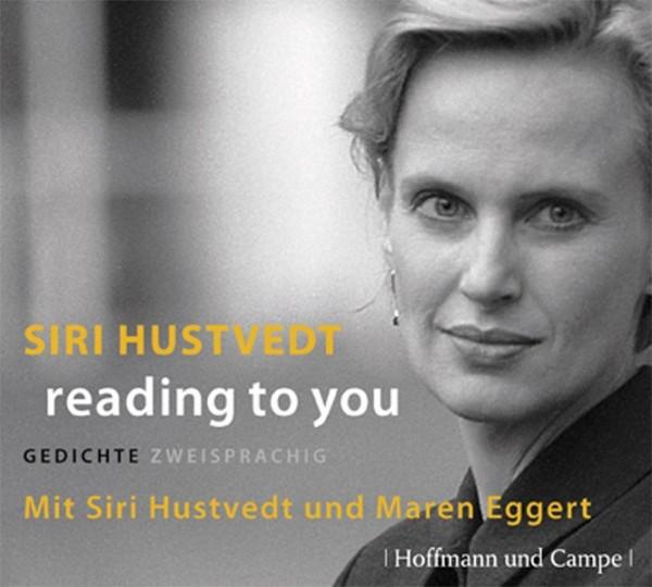 Reading to you: Gedichte zweisprachig