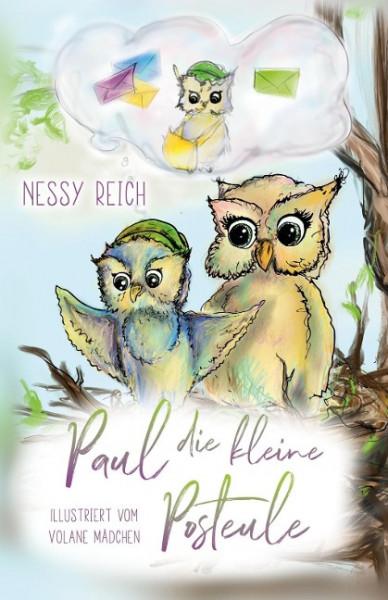 Paul die kleine Posteule
