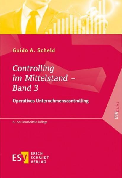 Controlling im Mittelstand. Band 03