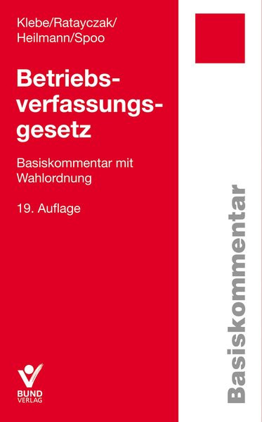 Betriebsverfassungsgesetz (Basiskommentar)