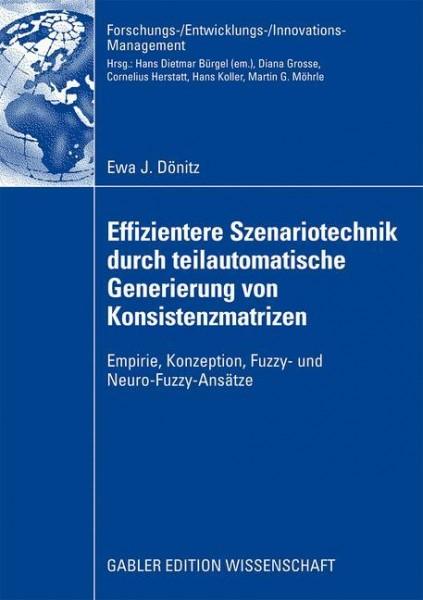 Effizientere Szenariotechnik durch teilautomatische Generierung von Konsistenzmatrizen