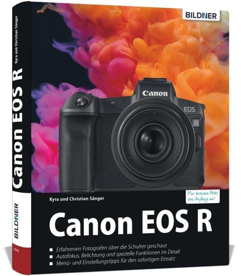 Canon EOS R - Für bessere Fotos von Anfang an