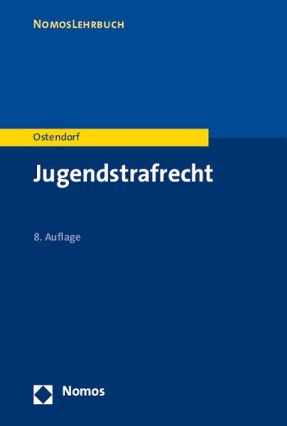 Jugendstrafrecht (Nomoslehrbuch)