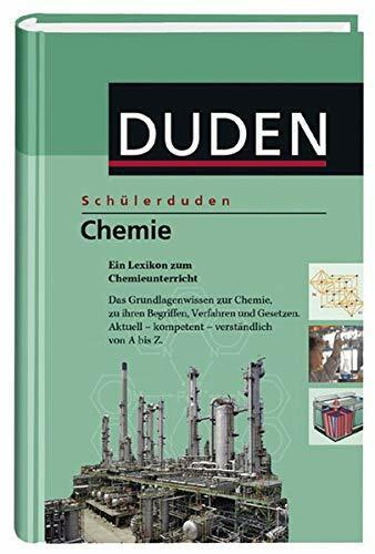 Duden. Schülerduden. Chemie