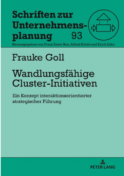 Wandlungsfähige Cluster-Initiativen