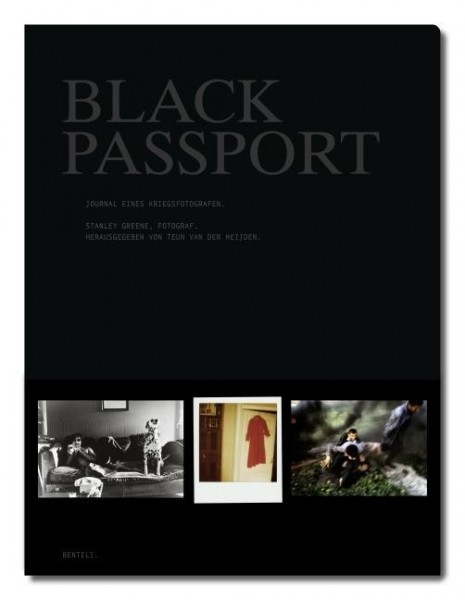 Black Passport. Journal eines Kriegsfotografen