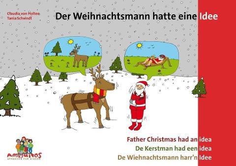 Der Weihnachtsmann hatte eine Idee