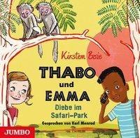 Thabo und Emma. Diebe im Safari-Park [1] [ungekürzt]