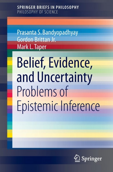Belief, Evidence, and Uncertainty