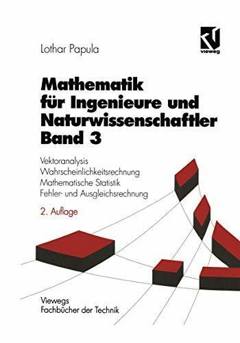 Mathematik für Ingenieure und Naturwissenschaftler 3