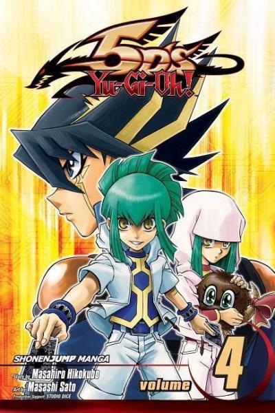 Yu-Gi-Oh! 5D's, Vol. 4