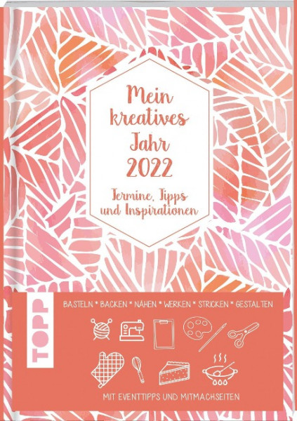 Mein kreatives Jahr 2022. Der DIY-Kalender