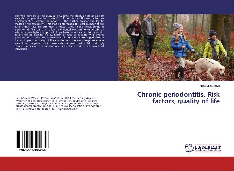 Chronic periodontitis. Risk factors, quality of life