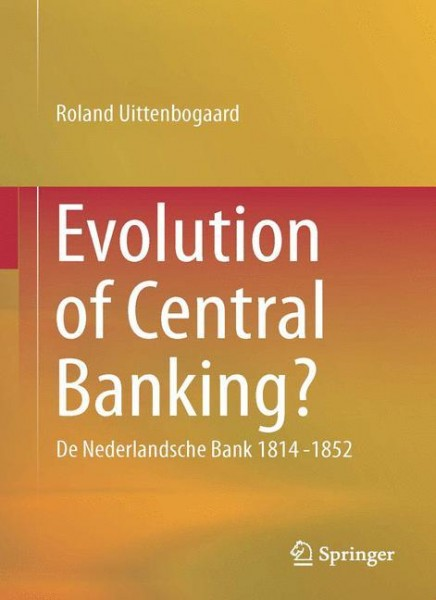 Evolution of Central Banking?