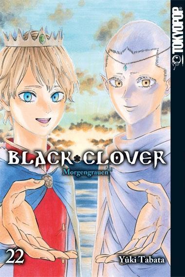 Black Clover 22