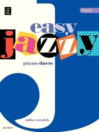 Easy Jazzy Piano Duets