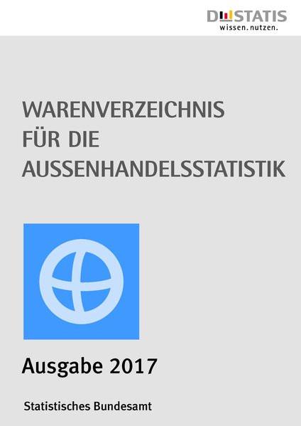 Warenverzeichnis für die Außenhandelsstatistik 2017