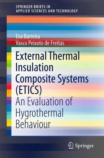 External Thermal Insulation Composite Systems (ETICS)