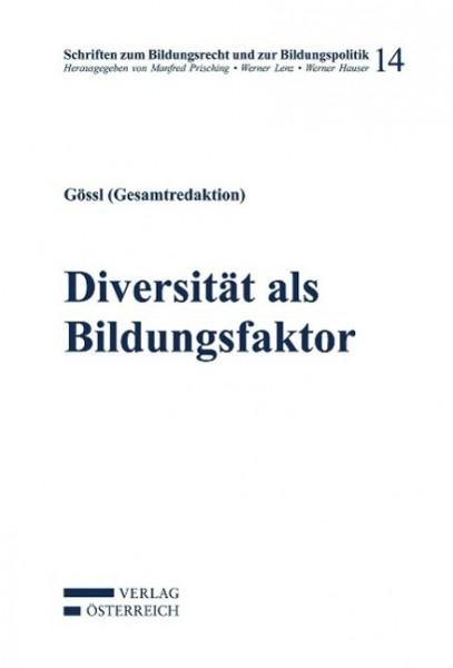 Diversität als Bildungsfaktor