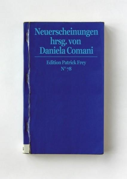 Neuerscheinungen hrsg. von Daniela Comani