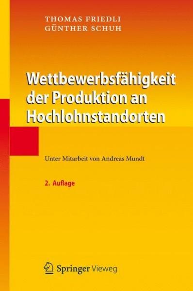 Wettbewerbsfähigkeit der Produktion an Hochlohnstandorten