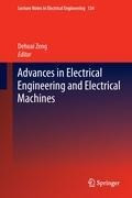 Advances in Electrical Engineering and Electrical Machines