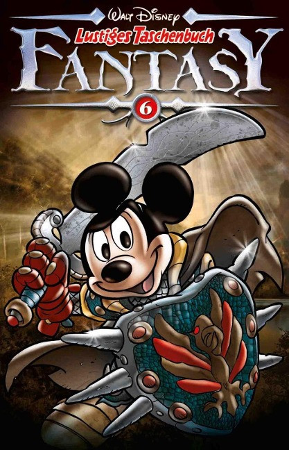 Lustiges Taschenbuch Fantasy 06 - Disney, Walt