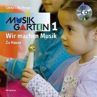 """Wir machen Musik """"Zu Hause"""" - Liederheft inkl. CD"""