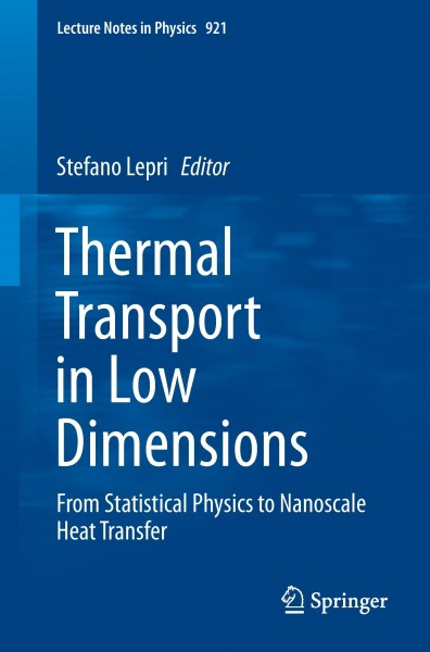 Thermal Transport in Low Dimensions