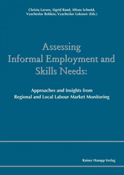 Assessing Informal Employment and Skills Needs
