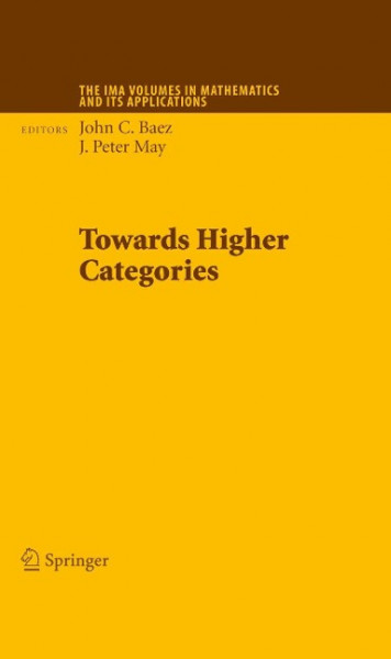 Towards Higher Categories