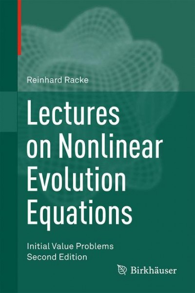 Lectures on Nonlinear Evolution Equations. Initial Value Problem