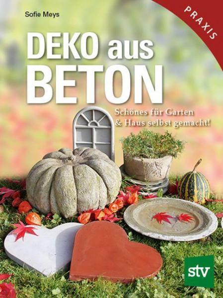 Deko aus Beton